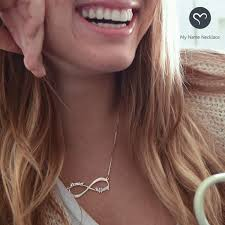 get name necklace 201 best us my name necklace advertising images on