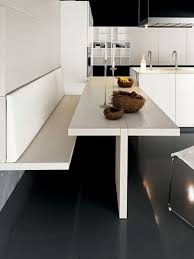table banc cuisine table salle a manger bois gris maisonjoffrois