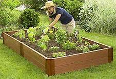 Patio Vegetable Garden Ideas Backyard Vegetable Garden Eartheasy Com Solutions For