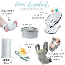 my favorite baby products and gadgets fun cheap or free