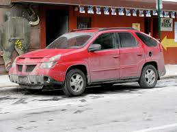 pontiac aztek yellow hey there u0027s a historically significant but not really all that