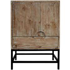 hudson wood metal 2 door cabinet 33 in at home at home