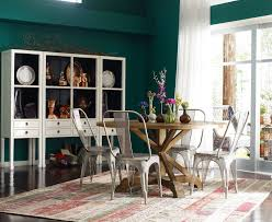 eclectic dining rooms elegant reclaimed wood dining table trend tampa eclectic dining