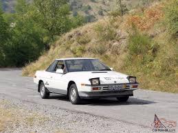 1986 subaru xt subaru alcyone car classics