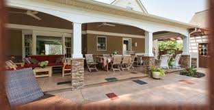 patio house lancaster custom home builders build your new home norman