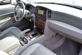 jeep 2007 grand 2007 used jeep grand limited 5 7l hemi navi back up