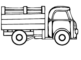 Manificent Design Coloring Pages Of Trucks Free Printable Monster Coloring Truck Pages