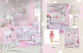 Ballerina Crib Bedding Secret Garden Crib Bedding Collection