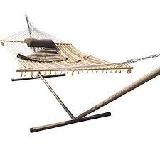 prime garden 15ft 4 piece heritage hammock essential package