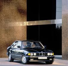 1992 bmw 7 series 10 things you never knew about the bmw 7 series ny daily