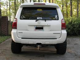 4th gen 4runner led tail lights blackonblack540 2006 toyota 4runner specs photos modification info