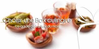 box cuisine mensuel choisir une box cuisine et gastronomique notre guide d achat