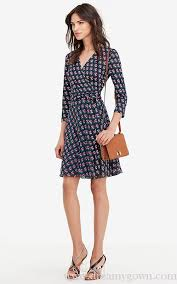 dvf wrap dress floral print irina silk and chiffon combo dvf wrap dress