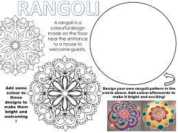rangoli worksheet by rnd86 teaching resources tes
