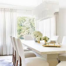 modern white dining room table purple and white dining room with blue accents design ideas