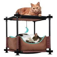 Cats In Dog Beds Cat Hammock Bed Target