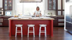 paint kitchen island easy ways to decorate with paint sunset