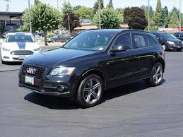 does audi q5 require premium gas used audi q5 for sale in beaverton or edmunds