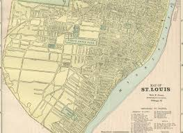 Map Of Belleville Illinois by Genealogy In St Louis