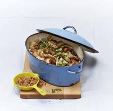 böhmische küche kochrezept böhmische krautfleckerln welt