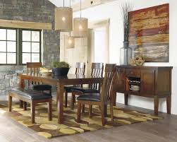 Informal Dining Room Signature Design By Ashley Ralene Casual Dining Room Group