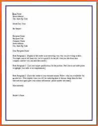 Example Of A Resume Letter by Whats A Cover Letter For A Resume