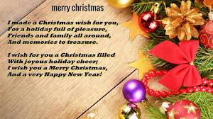wish you a merry wishes merry happy new