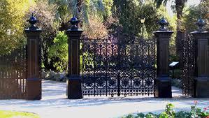 Williamstown Botanic Gardens Federation Details Heritage Federation Gardens