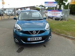 nissan micra new price used 2014 nissan micra 1 2 tekna 5dr just 11425 miles for sale in