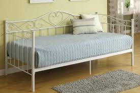 Ikea White Metal Bed Frame White Wire Bed Frame Uforia