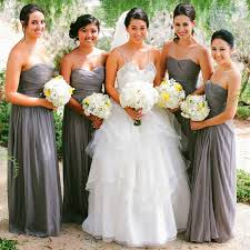 gray bridesmaid dress grey bridesmaid dresses dress yp