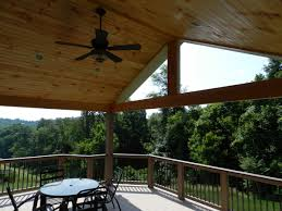 Decks With Roofs Pictures by Roofs Affordable Decks And Additions