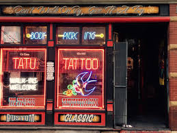 tattoo shops for flash art photorealism and more types of ink