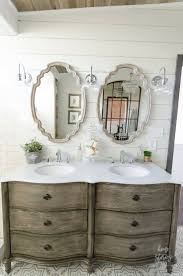 100 mirrors in bathrooms how to frame a mirror hgtv