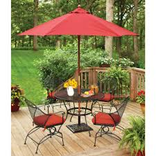 5 Pc Patio Dining Set - better homes and gardens clayton ct 5 piece dining set red box 2