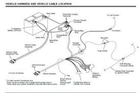 meyer 22154 wiring diagram meyer touchpad control boss plow parts