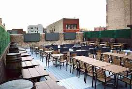 best rooftop bars in chicago for drinking outside this summer