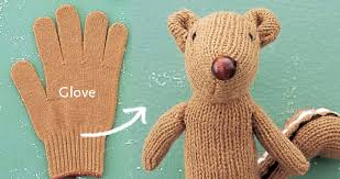 Craft Project Ideas For Kids - diy easy glove squirrel u2013 funny cool craft project u0026 homemade kid