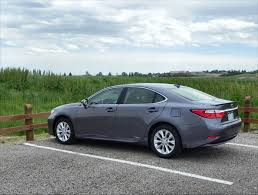 lexus es300h 2014 lexus es 300h is one fine automobile carnewscafe