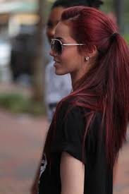 3 burgundy hairstyles and color 1 nationtrendz com
