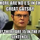 Gatsby Meme - great gatsby memes popsugar tech