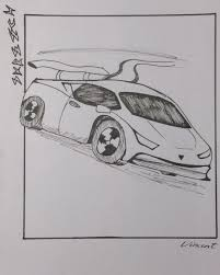 drift cars drawings images tagged with lamborghinidrawing on instagram
