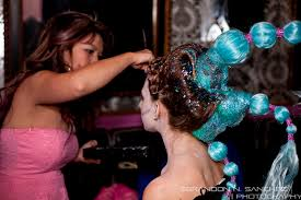 hair show themes fcf blogger and hairstylist marissa lundeen competes in shear