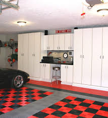 Xtreme Garage Cabinets The Gallery For Organized One Car Garage Xtreme Garage Shelves