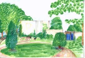 tilehurst community garden sketches
