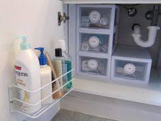 Under Kitchen Sink Storage Ideas O Is For Organize Under The Bathroom Sink Or The Kitchen Sink