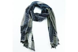 palombina hand cut classic and vintage scarf