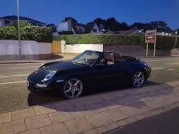 Porsche 911 Automatic - porsche 911 carerra 4s cabriolet black sat nav automatic in