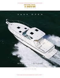 tiara yachts 3600 open by marine mega store ltd issuu