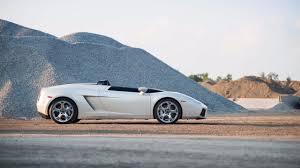 mobil balap lamborghini satu satunya lamborghini concept s 2006 ini akan segera dilelang